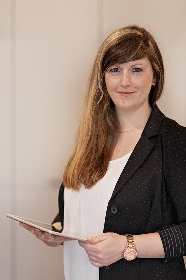 Kristin Ruckdeschel, Kundenbetreuerin für Erdgas und Strom bei Friedrich Energie